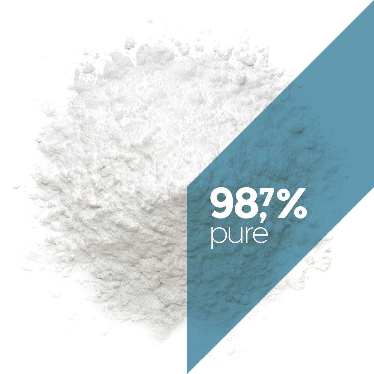 CBD pur à 98,7 %