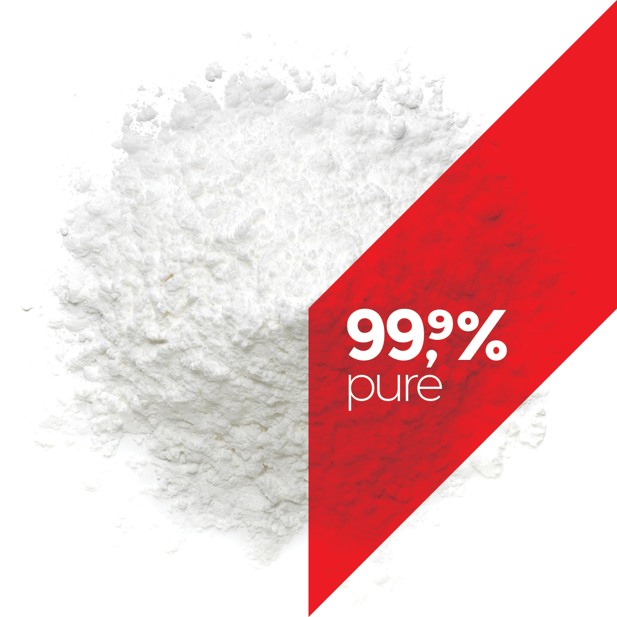 99,9% de CBD pur